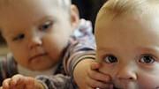 Ausbau der Kinderkrippen, ddp