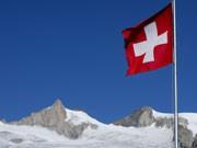 Schweizer Flagge; dpa