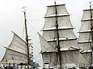 """Segelschulschiff """"Gorch Fock"""" wieder auf Tour (Bild)"""