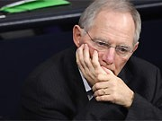 Wolfgang Schäuble, CDU, Getty Images