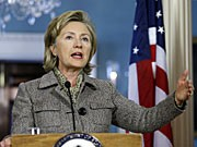 Hillary Clinton, Reuters