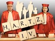 Hartz IV, Foto: dpa, AP / Grafik: sueddeutsche.de