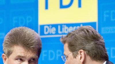 FDP und die Hotelsteuer