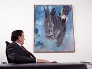 Gerhard Schröder, Ausstellung, Deutsches Historisches Museum, Werner Bartsch, Hamburg