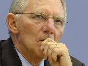 Schäuble; ddp