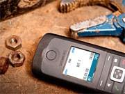 Gigaset-Telefon, Foto: Erol Gurian/Gigaset