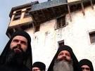 Mönche prügeln sich auf dem Berg Athos (Bild)