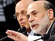Bernanke, Paulson, AP