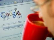 Google-Suche, Reuters