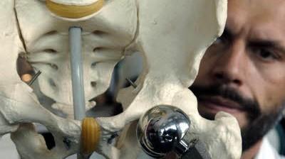 Mangelhafte Implantate