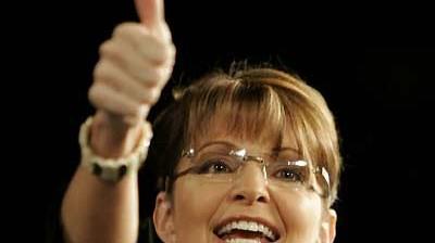 Wahl Sarah Palin im US-Wahlkampf