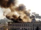Großbrand im ägyptischen Parlament (Bild)