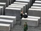 Holocaust-Mahnmal beschmiert (Bild)