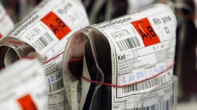Engpass bei Blutkonserven