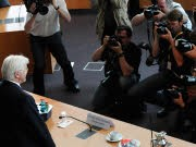 Frank-Walter Steinmeier, ddp
