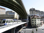 Lausanne U-Bahn
