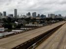 Geisterstadt New Orleans erwartet den Sturm (Bild)