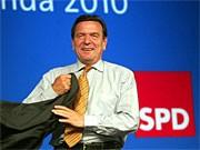 Gerhard Schröder; ddp