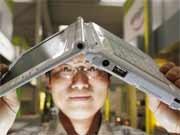 Stephen Chen Laptop E-Lead Preise Preissteigerung Preisentwicklung Cebit Trends, ddp