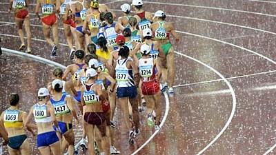 Olympia 13. Wettkampftag