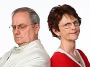 Scheidung im Alter