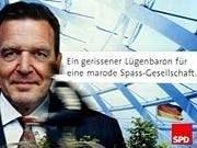 Gehard Schröder, dpa
