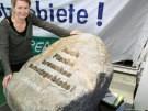 Greenpeace darf keine Steine mehr werfen (Bild)