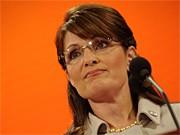 Sarah Palin; AFP