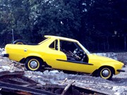 Opel Rekord D Pick-up