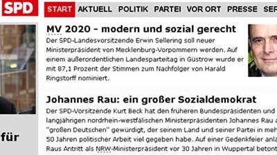 Wahl SPD-Generalsekretär Heil