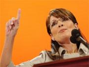 Palin, AFP