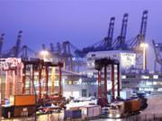 Hamburg, Hafen, Foto: dpa