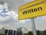 Privatuni Witten/Herdecke, dpa