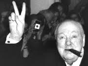 Winston Churchill, dpa