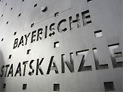 Bayerische Staatskanzlei, dpa