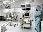 Krankenhaus; AP