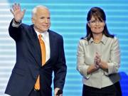 McCain, Palin, Republikaner, dpa