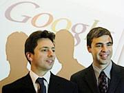 Larry Page und Sergej Brin