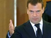 Dmitrij Medwedjew Russland Moskau dpa