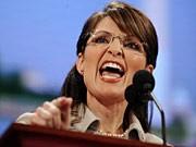 Palin; AFP