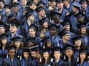MBA-Absolventen, dpa