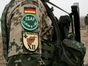 Bundeswehr-Soldat in Afghanistan, AP