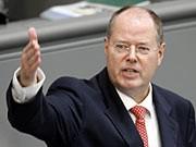 peer steinbrück bundesfinanzminister spd dpa