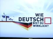Wie deutsch bist Du wirklich?