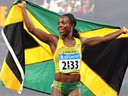 Veronica Campbell-Brown Jamaika