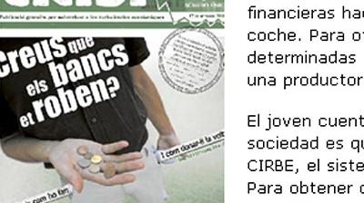 Wie ein Spanier Banken erschüttert
