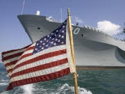 USS Mount Whitney, Reuters