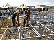 Russische Soldaten in Südossetien; Reuters