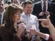 Sarah Palin, Todd Palin, AP