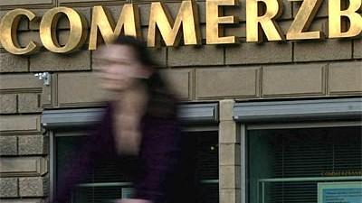 Commerzbank baut neue Filialen